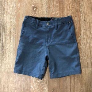 Boys volcom amphibian shorts